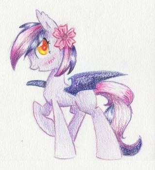 second contest entry: moon flower by mapony240