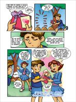 Child's Comic Valentines Day 2 by Rallase