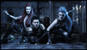 Daughters of Darkness by Lady-Morana