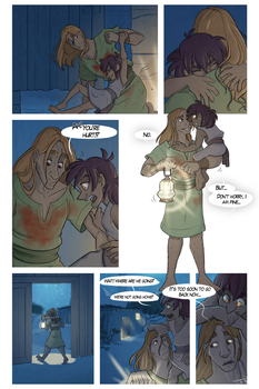 As a last resort- Page 3 [ENG] by GreenOverGreen