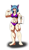 Tabata's progress by MetaWarrior94