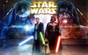 Star Wars by Couiche