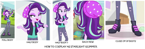 How to Cosplay as Starlight Glimmer by Prentis-65
