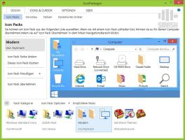 Office 2013 Design for IconPackager by FaySmash