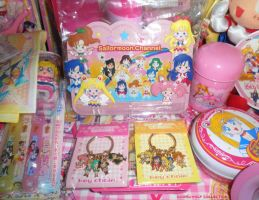Sailor Moon Channel keychains by OWcollection