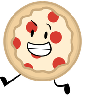 Object Commission #35 (Pizza) by YellowAngiruOfficial