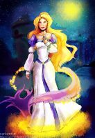 The Swan Princess by Squirrel-fly