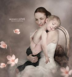 Mother s Love by CrisestepArt