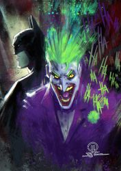 Why so Serious? by JoeyVazquez
