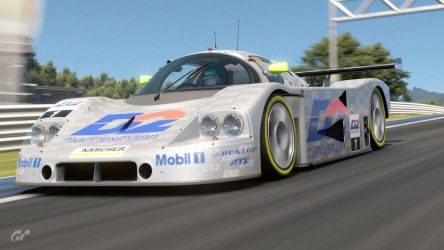 Sauber DTM Edition by SonicAndTailsfan64
