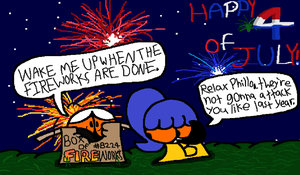 The 4th of July 2017 by Waltman13