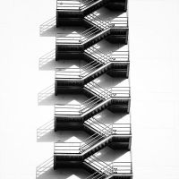 stairway by 7Redhotz