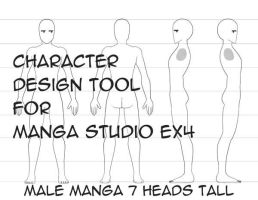Character Design Tool M7 by Frank-Martin