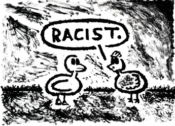 Racist by Arkholt