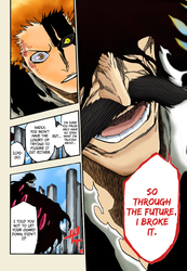 Yhwach from Bleach Chapter 678 by iZN1337