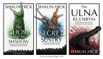 The Secret Earth Series Covers by EmilyStepp