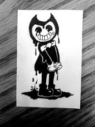 Bendy and the Ink Machine by SuperSayainCat