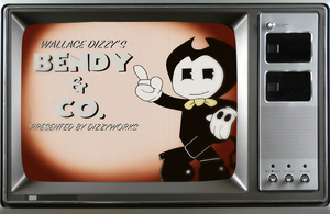 Bendy and Co: Now On Your TV! by Gamerboy123456