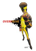 Overdrive by Rhiver by radioactivespider1