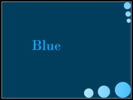 Blue 1 by Lutro