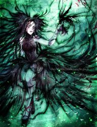 Black witch by Bory-Einfrost
