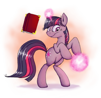 A Spark by RaunchyOpposition