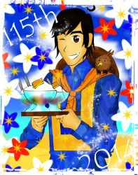 Happy 115th Independence Day 2013!! by JhaztMinnatuiz23