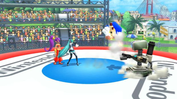 When there too much meme (Smash Mod) by Antogames