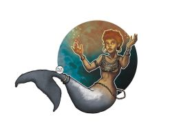 Mermay IV by LaTaupinette