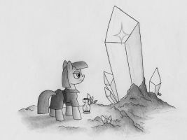 [MLP] Deep In A Cave by KeplerDream
