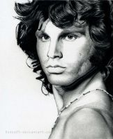 Jim Morrison by Dodos24