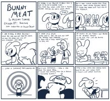 Bunny Meat #84: Bullying by RomanJones