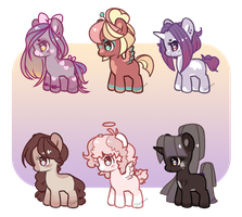 valentines adopts by Sharkam0