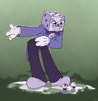 king dice by YellowHellion