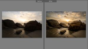 Lightroom Preset for nature tone of Sunrise by shaffandi