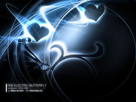 the Electric butterfly by NightMustFall