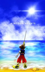 Kingdom Hearts - Beginning by MNS-Prime-21