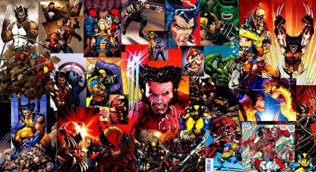 Wolverine appreciation by GABaker-Author