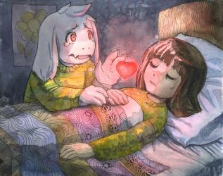 Chara`s Soul by TomoeOtohime