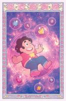 Steven Universe Issue 1 (A) Cover by missypena