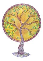 Tree of Life by Spiralpathdesigns