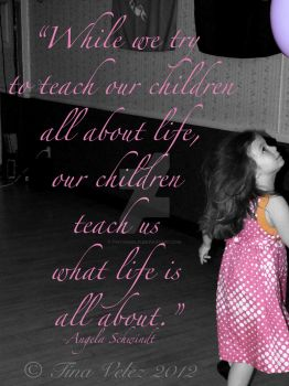 ...what life is all about by TinyAngel21