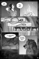DreamCatcher Chap. 5: Pg. 15 by Lunaromon