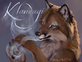 Conbadge: Klandagi by vantid
