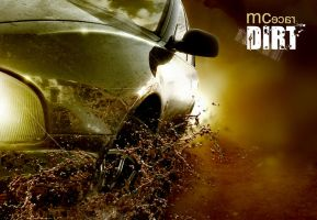 ma car goes off road by nishad2m8