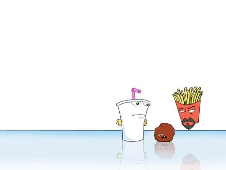 Aqua teen hunger force by pulse-