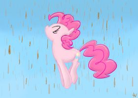 Dancing in the Chocolate Rain by ApriLexi