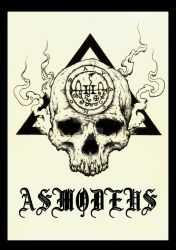The seal of asmodeus by DADDYZOMBIE