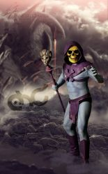 Skeletor by Xaomi