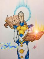 Aura The Chronicler of All Things  by Azreal2156